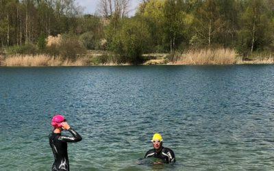 Triathlon-Training unter Pandemie-Bedingungen I