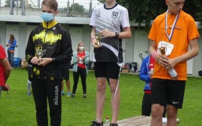 Erfolgreicher Wettkampfauftakt der TG Triathleten bei Swim& Run in Ulm