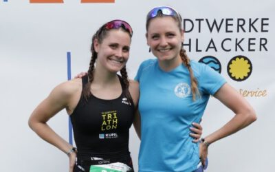 Trützschler Schwestern erfolgreich bei den BaWü Meisterschaften
