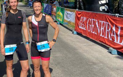 Biberacher Triathletinnen erfolgreich am Jannersee