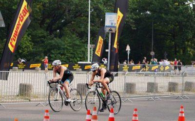 Tg Triathletinnen bei den Finals in Berlin 2019